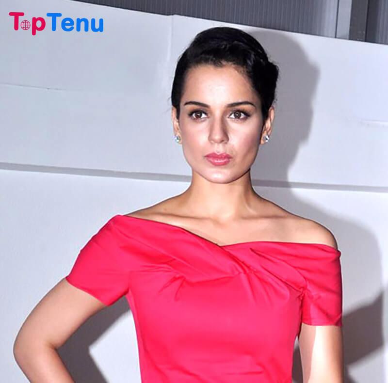 Kangana Ranaut Highest Paid Actress in Bollywood
