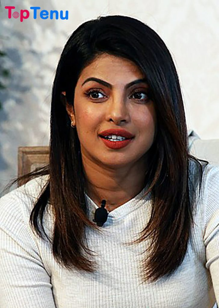 Priyanka Chopra Jonas Top 10 Most Beautiful Women in the World 2021