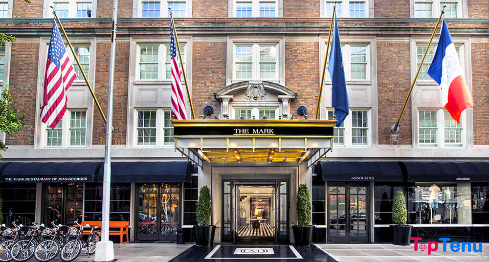 Grand Penthouse at New York's Marks Hotels