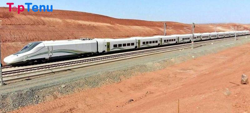 Haramain Western Railway