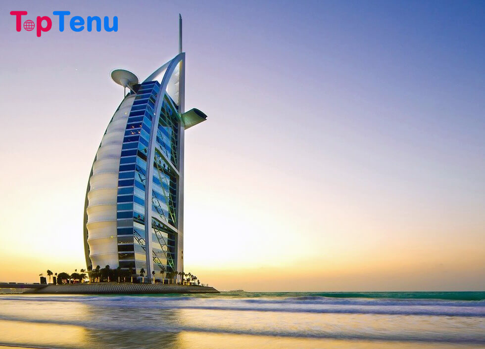 Royal Suite in the Burj Al-Arab Most Expensive Hotel in the World