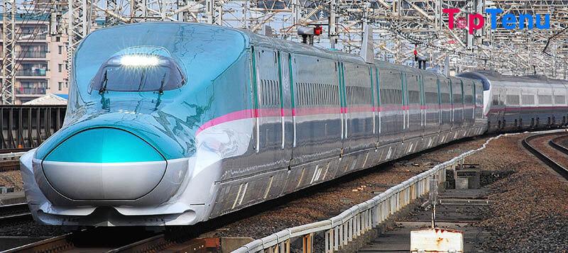 Shinkansen E5 and H5
