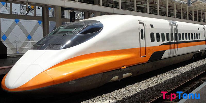 THSR-700T Fastest Trains