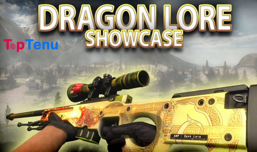 AWP Dragon Lore Factory New