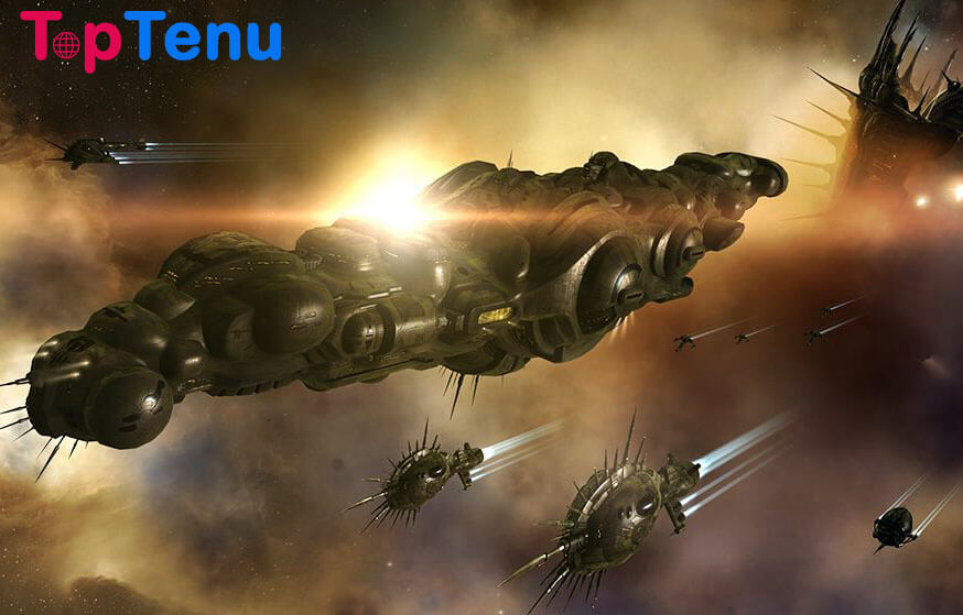 Eve Online Revenant Super Carrier