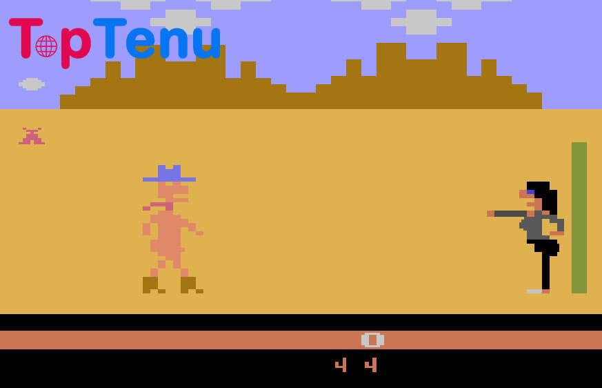 Custer's Revenge Worst Video Games