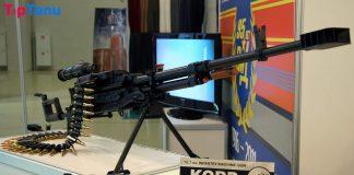Kord machine gun