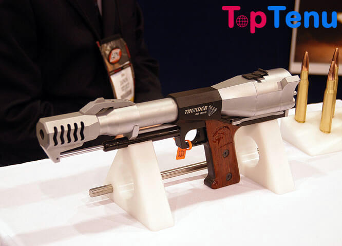 9 Most Powerful Guns in the World